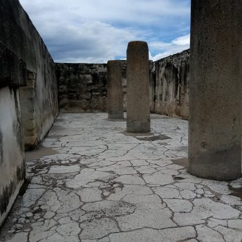 Group of columns in Mitla