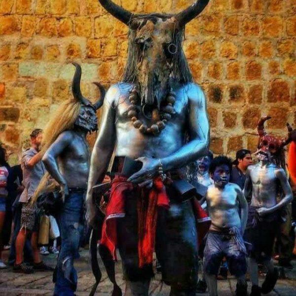 Carnaval de Tilcajete